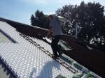 Erdsubstrat für ein Gründach